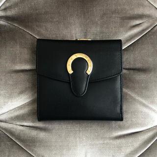 GIVENCHY - ジバンシー 💙 ヴィンテージ レザー 折り財布