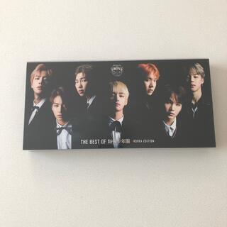 THE BEST OF 防弾少年団 BTS アルバム