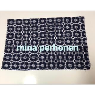 ミナペルホネン(mina perhonen)のミナペルホネンアネモネ生地ハギレ(生地/糸)