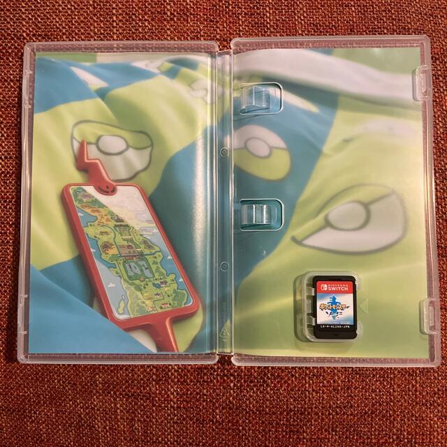 ポケットモンスター ソード Switch エンタメ/ホビーのゲームソフト/ゲーム機本体(家庭用ゲームソフト)の商品写真