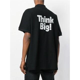 バレンシアガ(Balenciaga)のBALENCIAGA オーバーサイズ ポロシャツ(ポロシャツ)