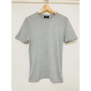 ザラ(ZARA)のZARA グレー(Tシャツ/カットソー(半袖/袖なし))