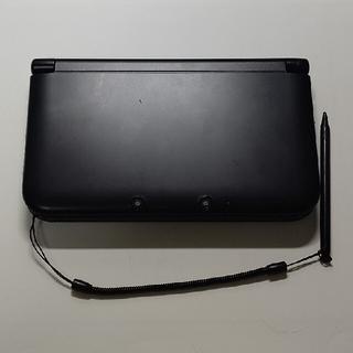 ニンテンドー3DS - 【中古品】Nintendo 3DS LL(本体のみ)+ハッピーホームデザイナー