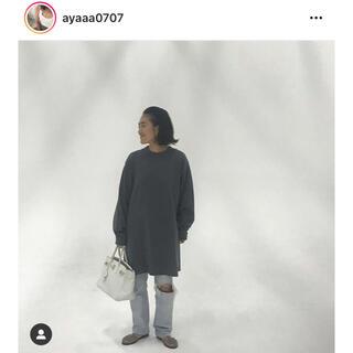 イエナ(IENA)のカレンソロジー ロンT(Tシャツ(長袖/七分))