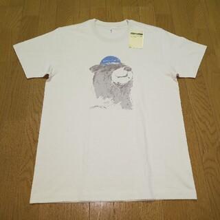 モンベル(mont bell)の新品のタグ付きモンベルのクマ Tシャツ(Tシャツ/カットソー(半袖/袖なし))