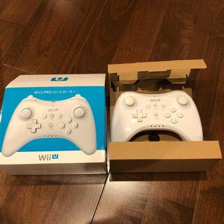Wii U - wiiu pro コントローラー