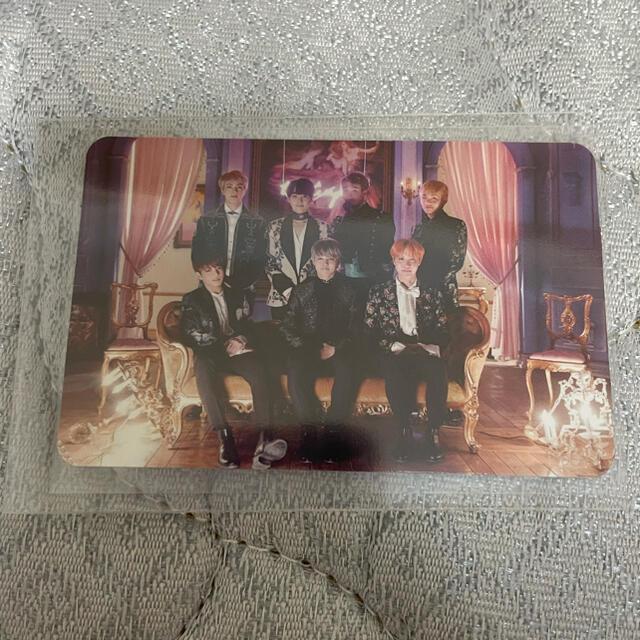 BTS トレカ テヒョン ジョングク ジミン ジン ユンギ ナムジュン ホソク エンタメ/ホビーのCD(K-POP/アジア)の商品写真