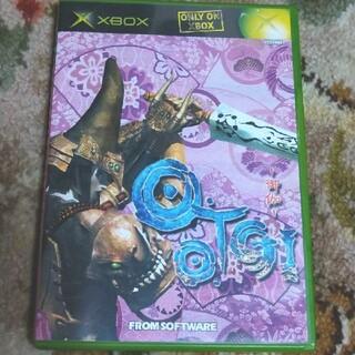 Xbox - OTOGI       XBOXソフト