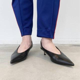 アパルトモンドゥーズィエムクラス(L'Appartement DEUXIEME CLASSE)の【BRENTA/ブレンタ】Back Strap Heel Mule サイズ35(ハイヒール/パンプス)