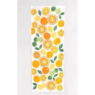 かまわぬ  手ぬぐい『柑橘づくし』