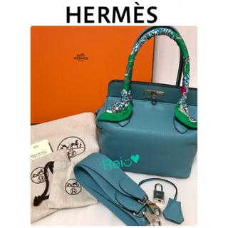 エルメス(Hermes)の【新品・未使用品】HERMES ツールボックス20 クレマンス 希少レア(ハンドバッグ)