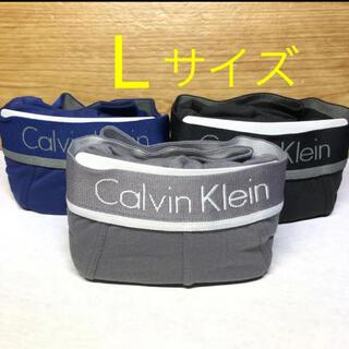 Calvin Klein - ☆新品☆カルバンクライン ボクサーパンツ ☆L サイズ☆3枚セット