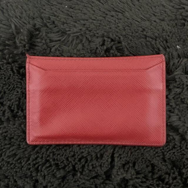 PRADA(プラダ)のPRADA カードケース 定期入れ レディースのファッション小物(名刺入れ/定期入れ)の商品写真