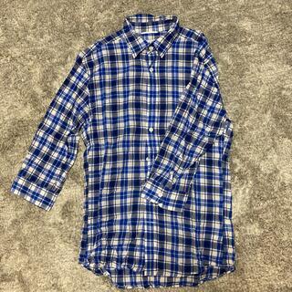 エディフィス(EDIFICE)のEDIFICE417 七分袖シャツ(シャツ)