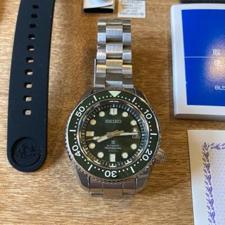 SEIKO - 限定モデル【美品】セイコーSBDX021 1968マリンマスター ダイバーズ深緑