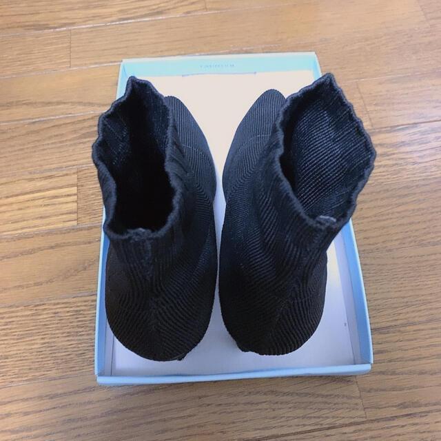 who's who Chico(フーズフーチコ)のwho's who chico ショートブーツ レディースの靴/シューズ(ブーツ)の商品写真