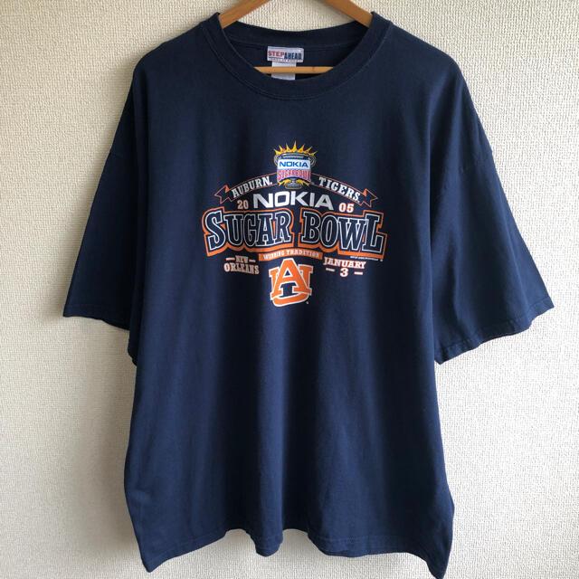 オーバーン タイガース シュガーボウル Tシャツ メンズのトップス(Tシャツ/カットソー(半袖/袖なし))の商品写真