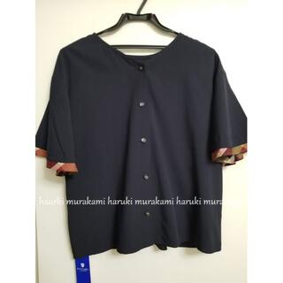 BURBERRY BLUE LABEL - 新品タグ付 昨年新作 ブルーレーベルクレストブリッジ ブラウス カットソー