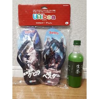 ユニビー ウルトラ怪獣ビーチサンダル Lサイズ 27.5cm ※未開封未使用(ビーチサンダル)