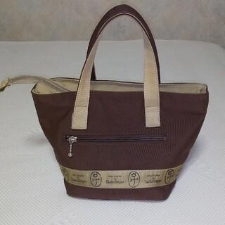カステルバジャック(CASTELBAJAC)のカステルバジャック バッグ 鞄 レディース ナイロン 茶色(トートバッグ)