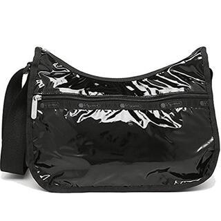 LeSportsac - レスポートサック  ショルダーバッグ クラシックホーボー ブラックパテント