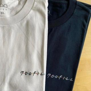 1LDK SELECT - 700fill 刺繍ロゴ Tシャツ