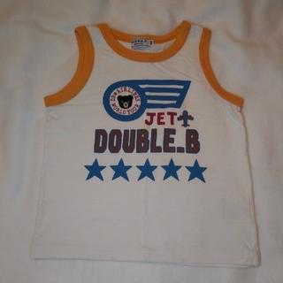 ダブルビー(DOUBLE.B)の100 DOUBLE.B タンクトップ(Tシャツ/カットソー)