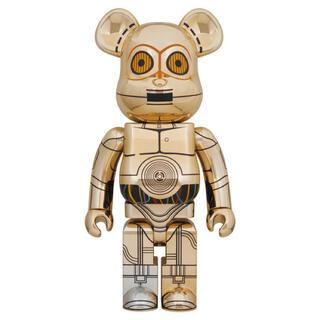 MEDICOM TOY - 新品 送料無料 BE@RBRICK C-3PO(TM) 1000% ベアブリック