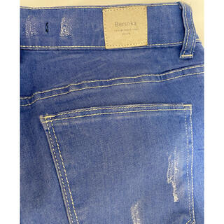 ベルシュカ(Bershka)のセール 未使用ジーンズ Bershka ジーンズ 美品 即購入可能 ズボン(デニム/ジーンズ)