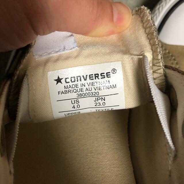 CONVERSE(コンバース)のココア様専用 レディースの靴/シューズ(スニーカー)の商品写真