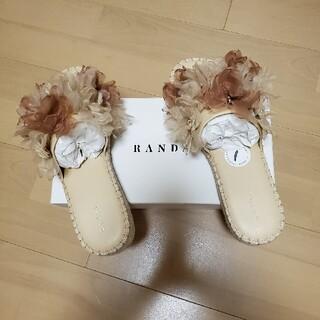 RANDA - RANDAサンダル