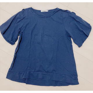 SM2 - サマンサモスモス2blue Tシャツ カットソー トップス