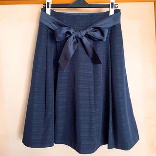 アベイル(Avail)の【Avail】膝丈スカート オフィスカジュアル(ひざ丈スカート)
