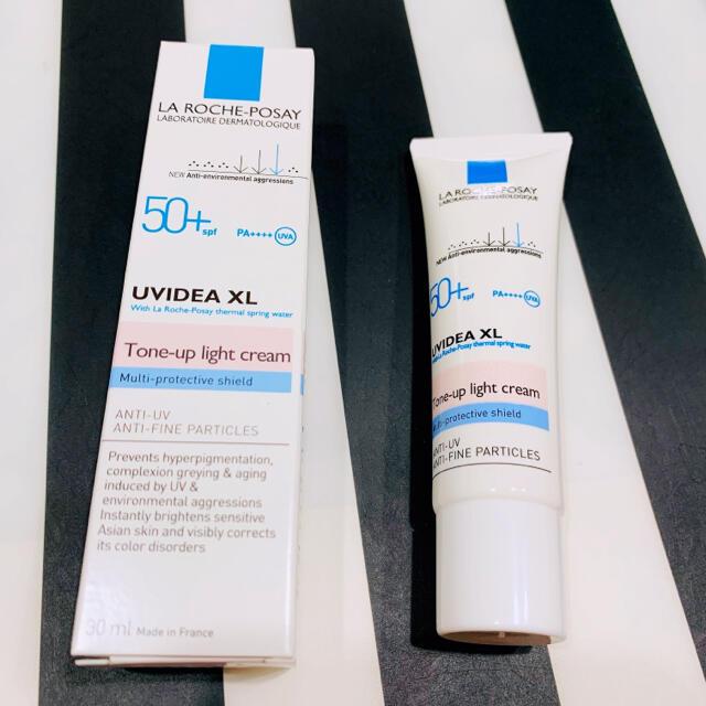 LA ROCHE-POSAY(ラロッシュポゼ)のラロッシュポゼ UVイデア XL プロテクション トーンアップ 30ml コスメ/美容のベースメイク/化粧品(化粧下地)の商品写真