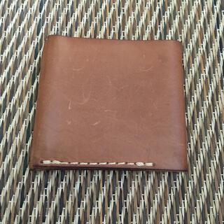 ヘルツ(HERZ)のヘルツ シンプル札入れ(折り財布)