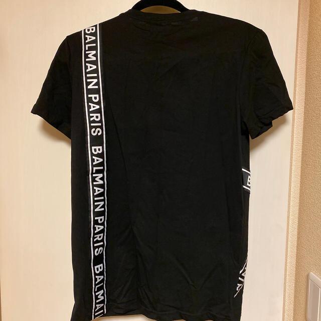 BALMAIN(バルマン)のBALMAIN バルマン Tシャツ Sサイズ メンズのトップス(Tシャツ/カットソー(半袖/袖なし))の商品写真