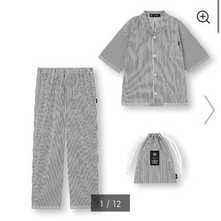最終値下げ‼️ GU × undercover パジャマ ラウンジセット
