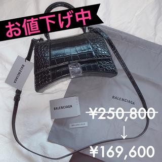 バレンシアガ(Balenciaga)の【定価¥226,000】BALENCIAGA アワーグラス ショルダーバッグ S(ショルダーバッグ)