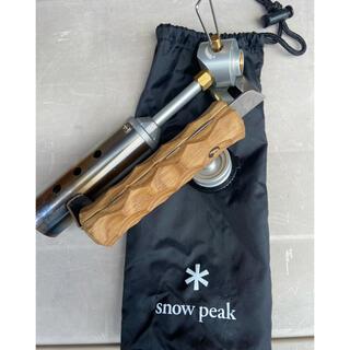 Snow Peak - snowpeak フォールディングトーチ