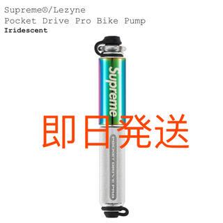 シュプリーム(Supreme)のシュプリームLezyne Pocket Drive Pro Bike Pump(パーツ)
