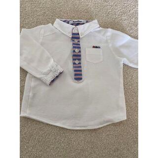 familiar - ファミリア ポロシャツ90