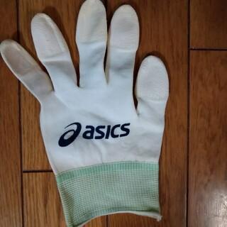 アシックス(asics)のasics 競泳用水着 手袋 グローブ 片手のみ (水着)