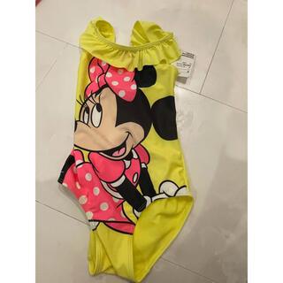 ディズニー(Disney)のH&M ディズニー ミニー 水着 (水着)