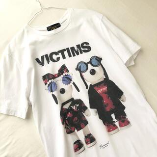 Forward Milano イタリア製 Tシャツ スヌーピー(Tシャツ/カットソー(半袖/袖なし))