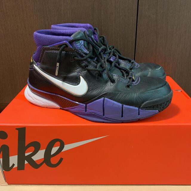 NIKE(ナイキ)のkobe 1プロトロ 27.5 スポーツ/アウトドアのスポーツ/アウトドア その他(バスケットボール)の商品写真