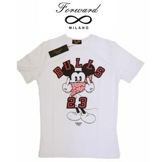Forward Milano レア 半袖 Tシャツ メンズ ミッキー BULLS(Tシャツ/カットソー(半袖/袖なし))