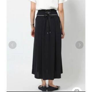 バンヤードストーム(BARNYARDSTORM)のバンヤードストーム 編み上げ スカート(ロングスカート)