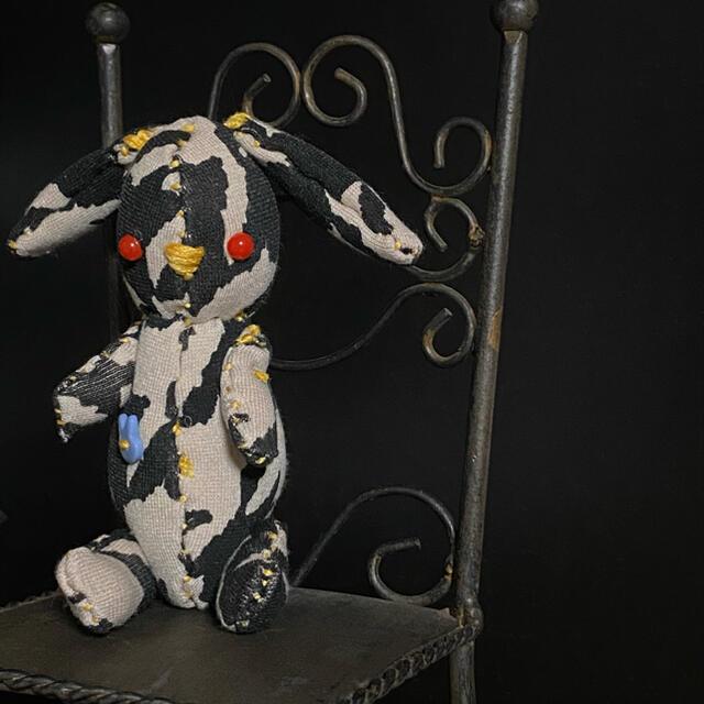 クッタリ うさぎ エンタメ/ホビーのおもちゃ/ぬいぐるみ(ぬいぐるみ)の商品写真