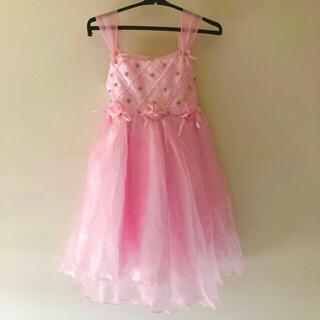 キャサリンコテージ(Catherine Cottage)のキッズ フォーマル ドレス 100 110 ピンク(ドレス/フォーマル)