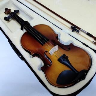 美品 LARK ヴァイオリン 4/4 サイズ セミハードケース & 弓付き(ヴァイオリン)